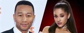 """""""Die Schöne und das Biest"""": Grammy- und Oscargewinner John Legend und Ariana Grande singen Titelsong"""