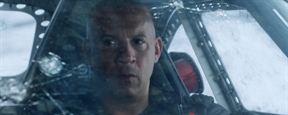 """""""Fast & Furious 8"""": Im neuen Videoclip fährt Vin Diesel sein in Flammen stehendes Auto ganz cool weiter"""
