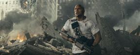 "allourhomes.net am Set von... ""Rampage - Big Meets Bigger"" mit Dwayne Johnson"