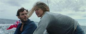 """Erster deutscher Trailer zur Hurricane-Romanze """"Die Farbe des Horizonts"""" mit Shailene Woodley und Sam Claflin"""