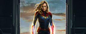 """Auf dem neuen """"Captain Marvel""""-Poster versteckt sich ein flauschiges Easter Egg"""