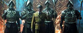 """Im deutschen Trailer zu """"Iron Sky 2: The Coming Race"""" macht der Papst Jagd auf Dinosaurier"""