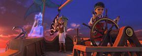 """""""Die Eiskönigin"""" war gestern: Im Trailer zu """"Die Schneekönigin: Im Spiegelland"""" ist endgültig Schluss mit der Magie"""