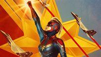 """""""Captain Marvel"""" überholt im Vorverkauf """"Aquaman"""" und """"Wonder Woman"""""""