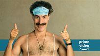 """Geschnittene Szene aus """"Borat 2"""" zeigt, wie Sacha Baron Cohen vor wütendem Mob flüchtet"""