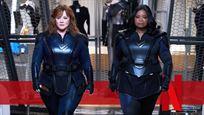 """Netflix macht sich über Marvel und DC lustig: Lohnt sich """"Thunder Force"""" mit Melissa McCarthy als Superheldin?"""