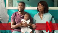 """Taschentücher bereithalten: Im deutschen Netflix-Trailer zu """"Fatherhood"""" kommt uns Kevin Hart erfrischend emotional"""