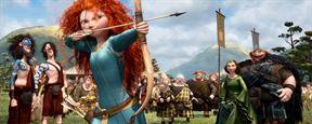 "Jede Menge Pixar-Frauenpower in ""Merida – Legende der Highlands"": Die TV-Tipps für Samstag, 16. Dezember 2017"