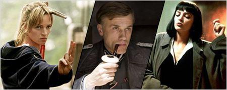 Die 10 besten Figuren von Quentin Tarantino