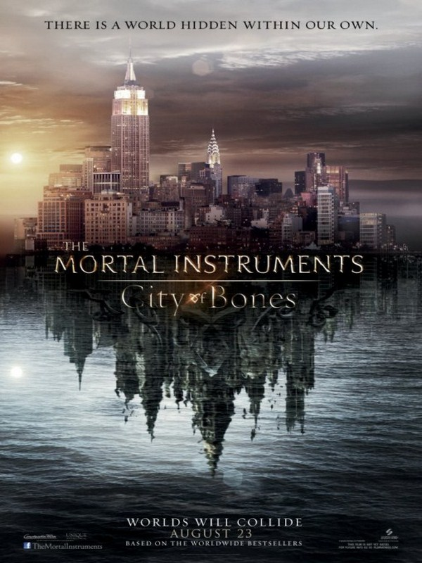 Affiche (autres) - FILM - The Mortal Instruments : 174726