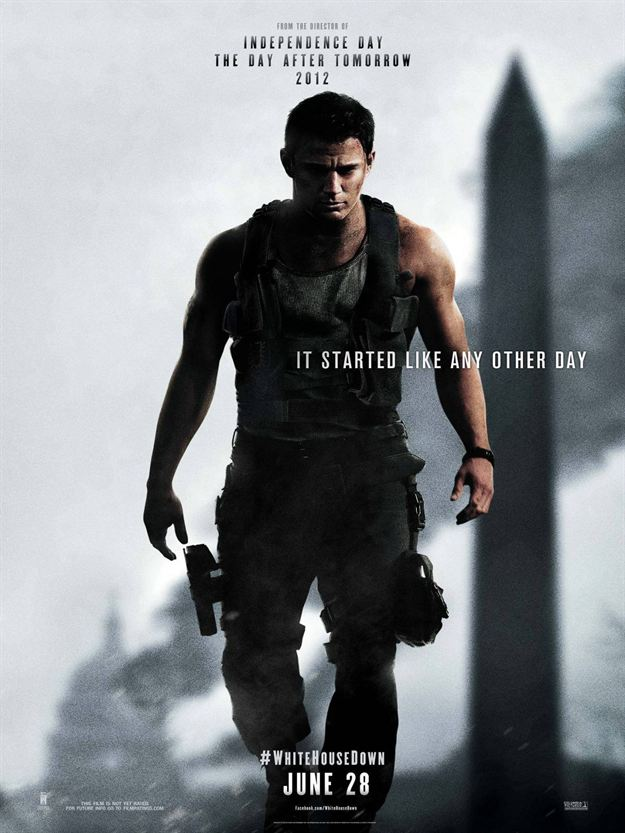 Affiche (autres) - FILM - White House Down : 205806