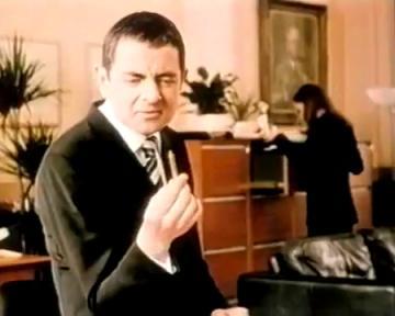 Johnny English - Der Spion, der es versiebte Trailer DF