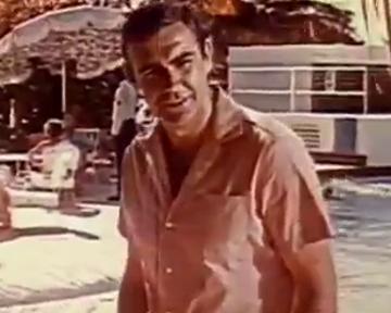 James Bond 007 - Feuerball Trailer OV