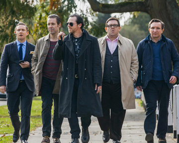 The World's End Trailer DF