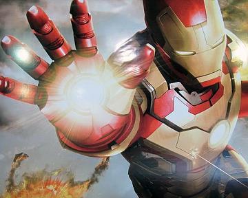 Iron Man 3 Trailer DF