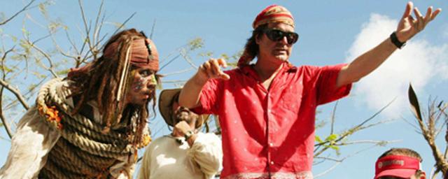 Regisseur Fluch Der Karibik