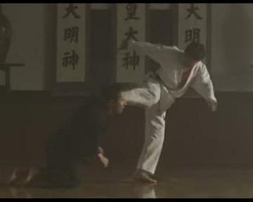 Black Belt Trailer DF