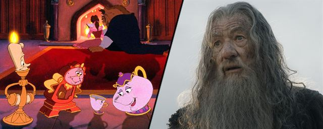 Zuwachs Für Disneys Die Schöne Und Das Biest Ian Mckellen Leistet