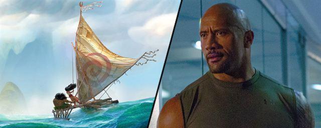 Moana Dwayne Johnson Stellt Die Neue Disney Prinzessin Vor Kino