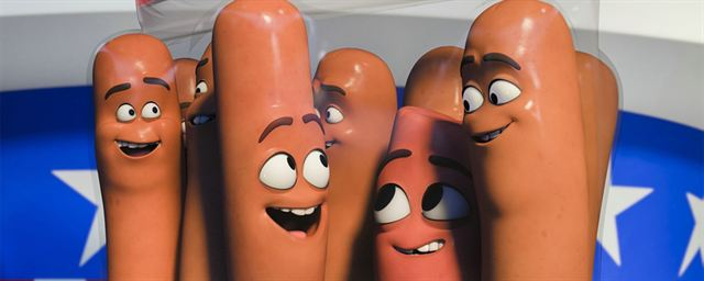 Sausages Party Fsk