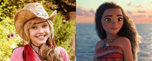 Vaiana Disneys Weihnachtsfilm Holt Bibi Tina Star Lina Larissa
