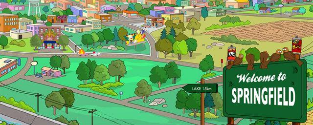 Wie Google Maps für Springfield: Zum 30. Geburtstag der