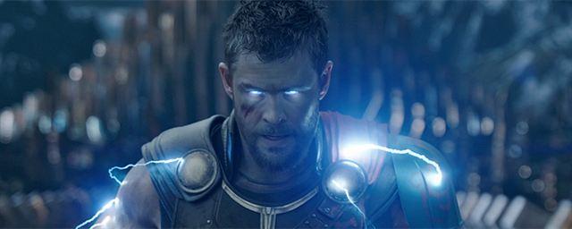 """nach """"thor 3"""": so sieht der donnergott in """"avengers: infinity war"""