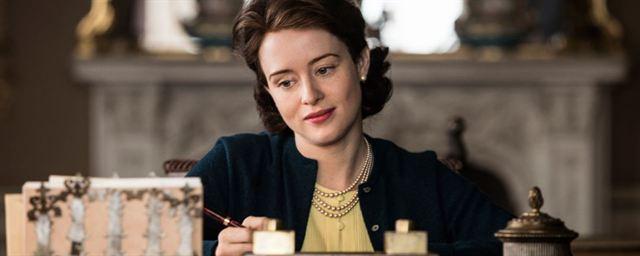 Start Der 2 Staffel The Crown Claire Foy Zum Letzten Mal
