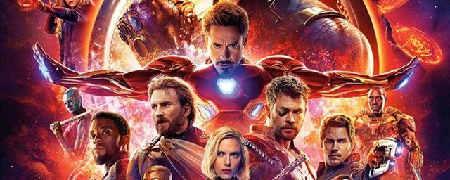 Und Wieder Eine Poster Panne Bei Avengers 3 Das Infinity