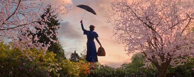 Mary Poppins Kehrt Nach über 50 Jahren Zurück Und Der Beste Teil