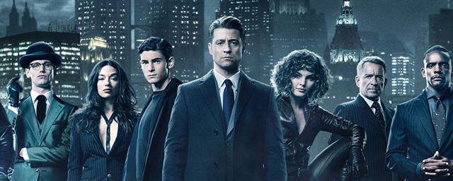 Gotham Neue Serie