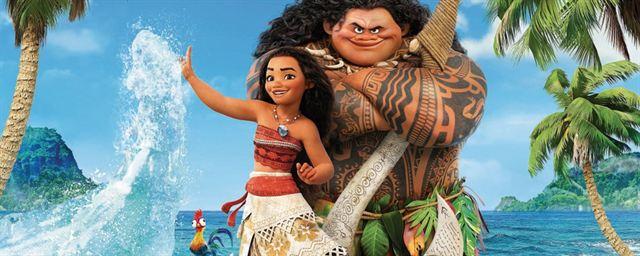 Mit Erster Latina Disney Prinzessin Vaiana 2 Angeblich In Arbeit