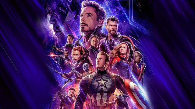 Nach Kritik Am Avengers 4 Endgame Poster Marvel Veröffentlicht