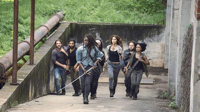 """""""The Walking Dead"""": Dieser Fan-Liebling wäre fast gekillt worden"""