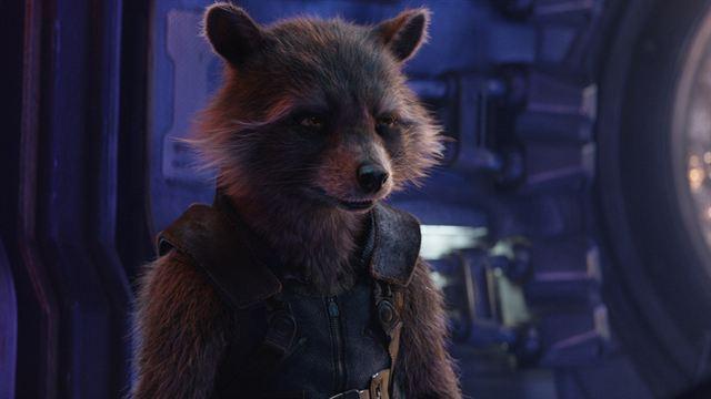 """Im neuen """"Avengers 4""""-Trailer warnt Rocket seine Kollegen: """"Kotzt bloß nicht in mein Schiff!"""""""