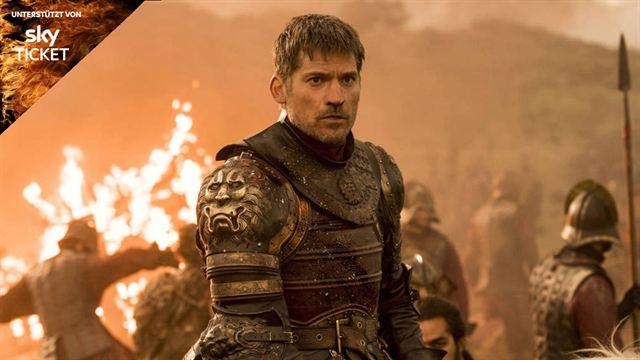 """""""Game Of Thrones"""": Das steckt hinter Jaimes schockiertem Blick bei der Reunion am Ende der 1. Folge"""