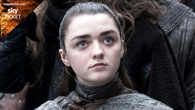 """Aryas neue Waffe in """"Game Of Thrones"""": Das verrät uns ihre Zeichnung"""