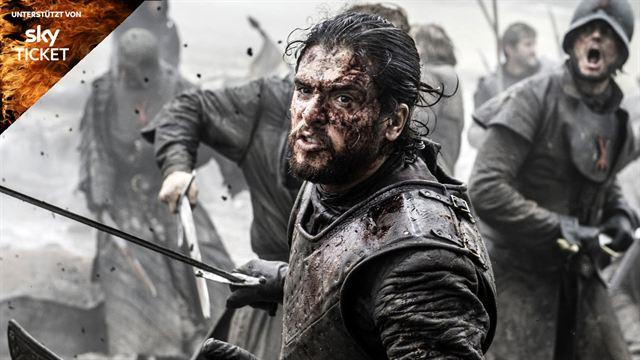 """""""Game Of Thrones"""": Welche Helden ziehen mit Waffen aus Valyrischem Stahl in die große Schlacht?"""