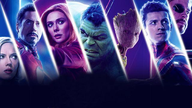 Netflix Amazon Co Hier Könnt Ihr Alle Marvel Filme Vor