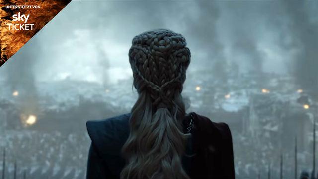 """""""Game Of Thrones"""": Wurde Daenerys' Schicksal im Finale bereits vor vielen Jahren verraten?"""