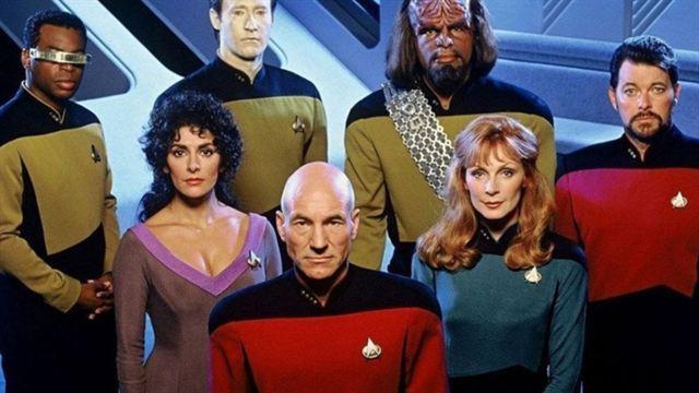 Star Trek - Picard: Offizieller Titel bestätigt, erstes Material gezeigt