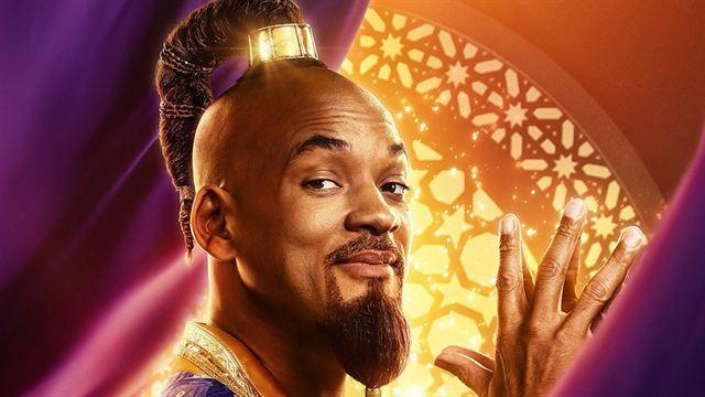 """2. Sprecher in """"Aladdin"""": So klingt Will Smiths Gesang in der deutschen Version"""