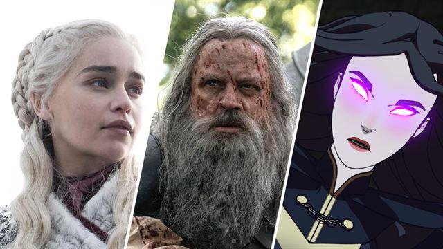 """Nach dem """"Game Of Thrones""""-Finale: 10 Serien, die die Lücke füllen können"""