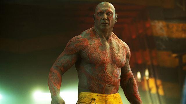 """So schlimm war Dave Bautistas Vorsprechen für """"Guardians Of The Galaxy"""""""