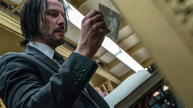 """John Wick 3"": So kam es zum Comeback dieses Action-Kult-Stars"