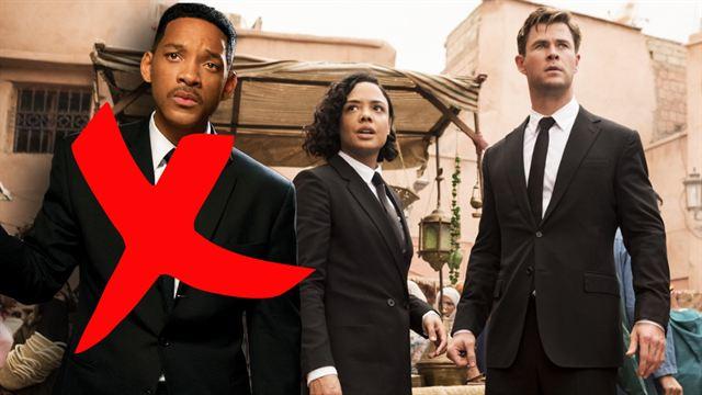 """""""Men In Black 4"""": Darum ist Will Smith in """"MIB: International"""" nicht dabei"""