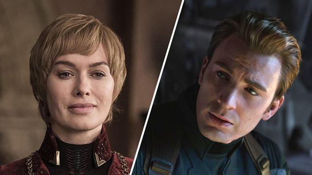 """Das Publikum hat gewählt: """"Avengers: Endgame"""" ist bester Film, """"Game Of Thrones"""" die beste Serie"""