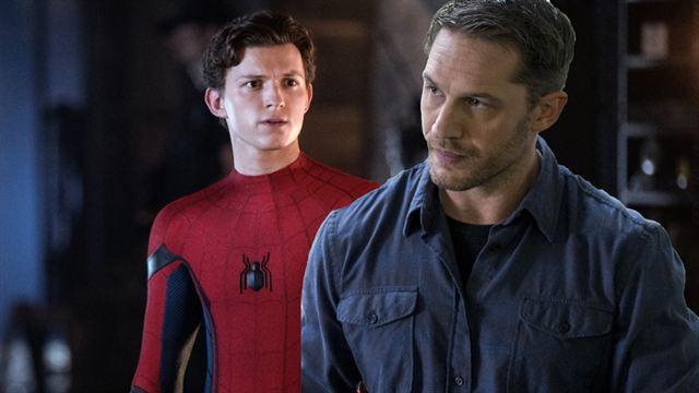 Tom Holland vs. Tom Hardy? Spider-Man und Venom werden sich wohl tatsächlich treffen