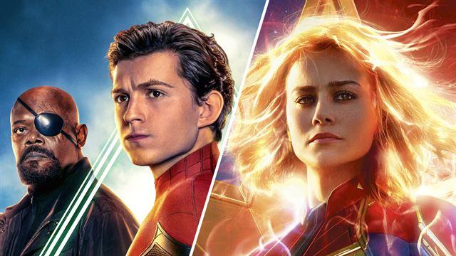 """""""Spider-Man: Far From Home"""": Das bedeutet die Post-Credit-Szene für das MCU und """"Captain Marvel 2"""""""