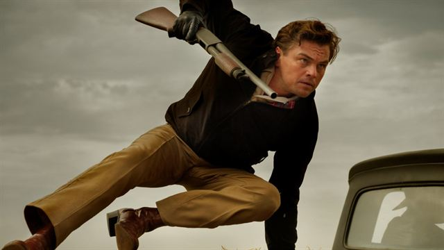 """Bounty Law"": Quentin Tarantino will Netflix-Serie mit Leonardo DiCaprio drehen"